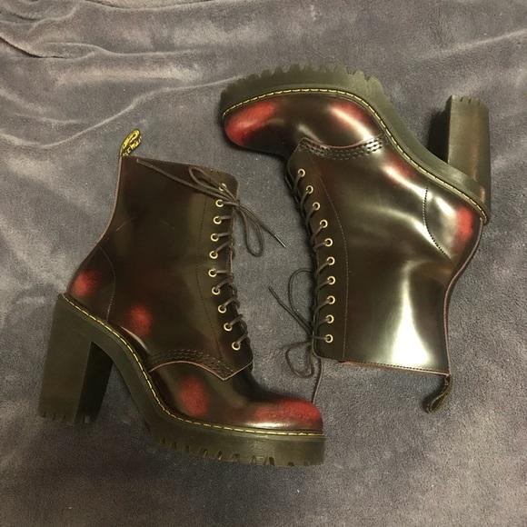 Dr Martens Kendra Arcadia Boots   Poshmark